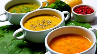 Receitas de Sopas e Caldos Para Esquentar nos Dias Frios