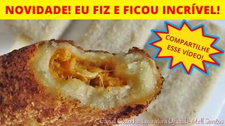 Como Fazer O Delicioso Picolé De Coxinha